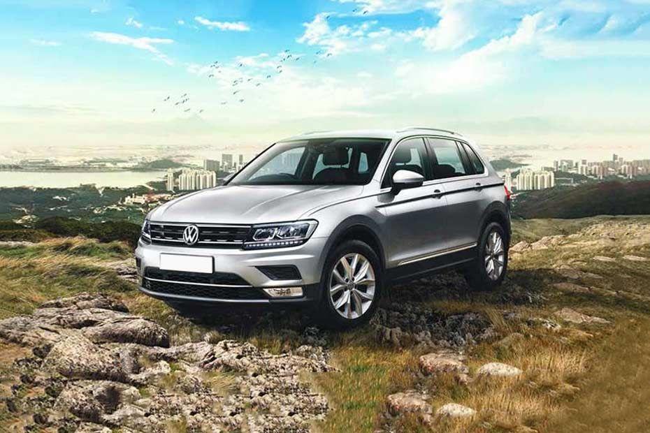 Volkswagen Tiguan Price In Pune View 2019 On Road Price Of Tiguan