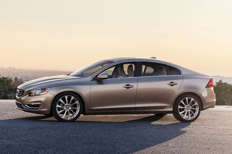Volvo S60 2015-2020 Side View (Left)  Image