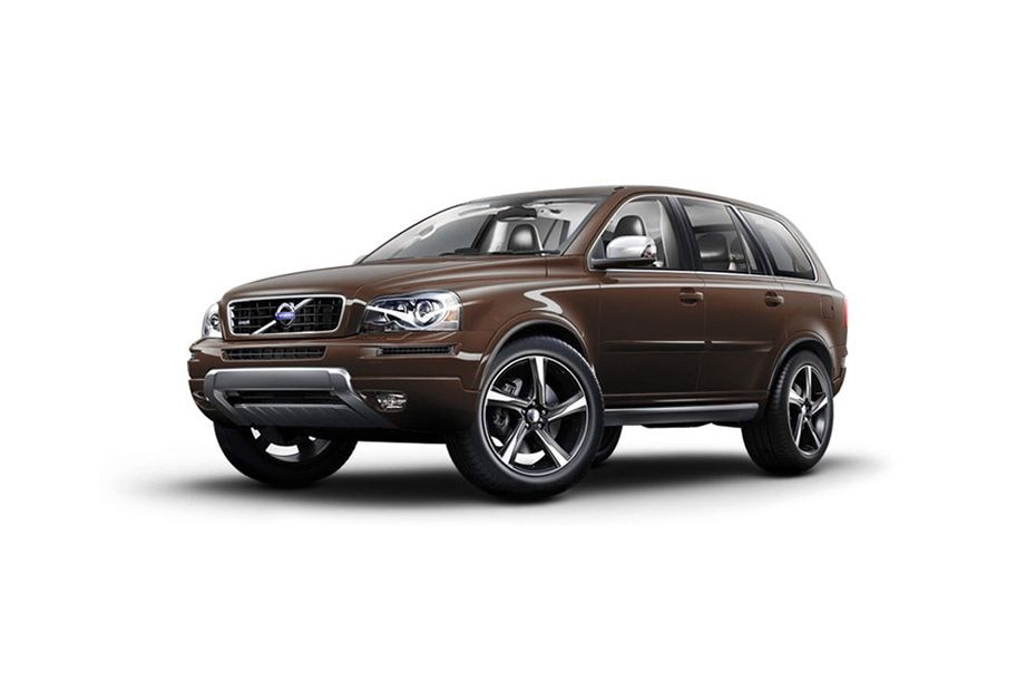 Volvo XC90 2007-2015 Front Left Side Image
