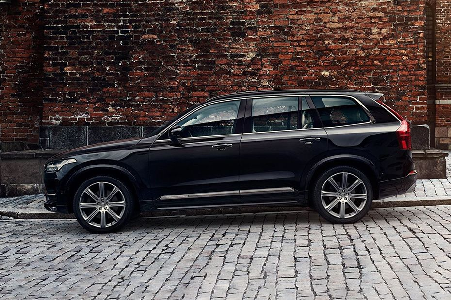 Volvo XC90 Body-Colored Exterior Elements