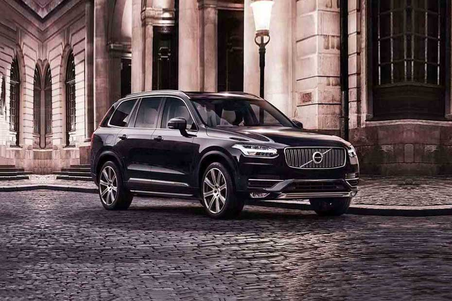 Volvo XC90 Front Left Side