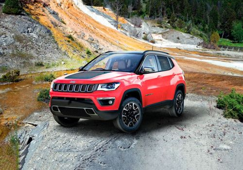 Jeep Trailhawk Expert Exterior Review image