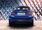 Hyundai Elantra Sleek Rear End