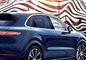 Porsche Cayenne Window Line Image