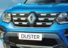 Renault Duster Grille