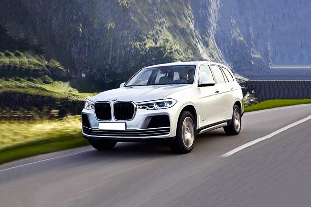 Bmw X7 Price In India Launch Date Images Amp Spec Colours