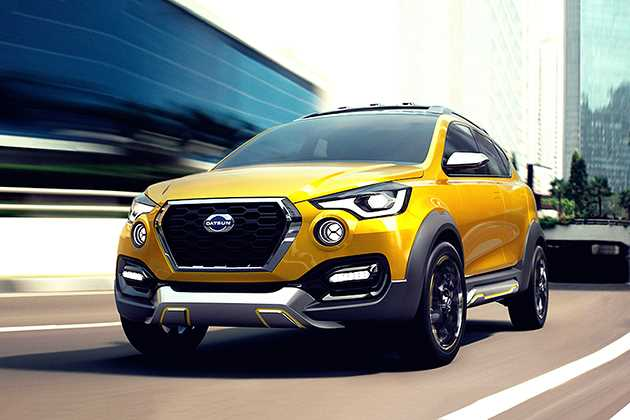 Datsun Cross Price in India, Launch Date, Images & Specs ...