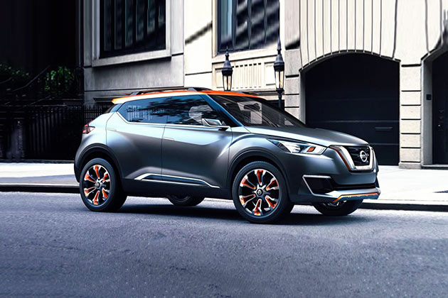 Nissan Kicks Price in India - Launch Date, Images & Spec, Colours