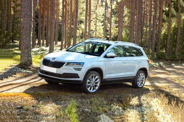 skoda karoq price diesel features specs images colors. Black Bedroom Furniture Sets. Home Design Ideas