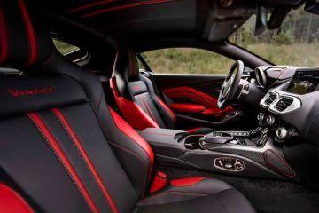 Aston Martin Vantage DashBoard