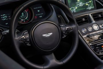 Aston Martin DB11 Steering Wheel