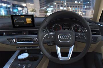 ఆడి ఏ4 Steering Wheel