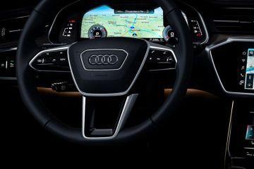 ఆడి ఏ6 Steering Wheel