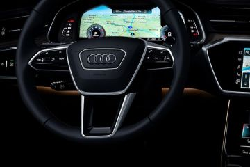 Audi A6 Steering Wheel