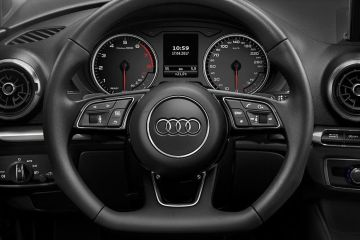 Audi A3 cabriolet Steering Wheel