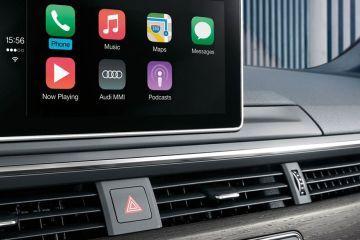 Audi A4 Front Air Vents