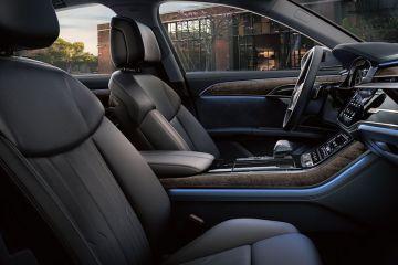 Audi A8 Front Seats (Passenger View)