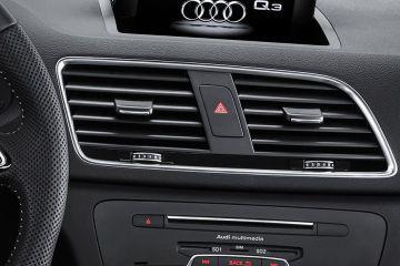 Audi Q3 Front Air Vents