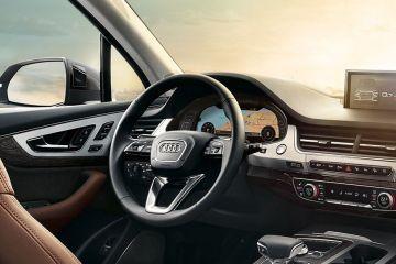 ऑडी क्यू7 Steering Wheel