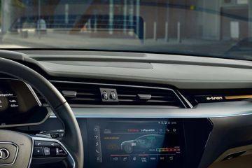 Audi e-tron Front Air Vents