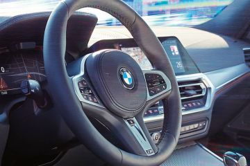 BMW 3 Series Steering Wheel