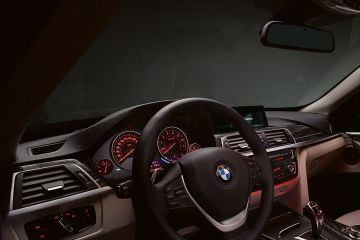 BMW 3 Series GT DashBoard