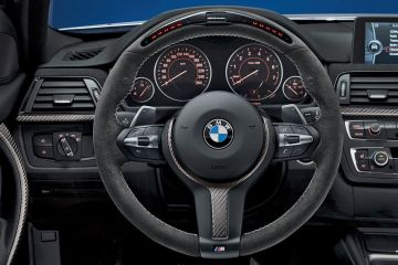 బిఎండబ్ల్యూ 3 సిరీస్ జిటి Steering Wheel