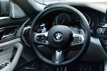 BMW 5 Series Steering Wheel