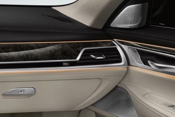 BMW 7 Series Front Air Vents