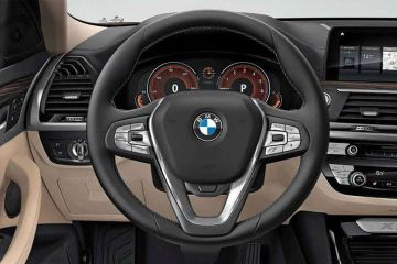 BMW X3 Steering Wheel