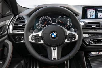 BMW X4 Steering Wheel