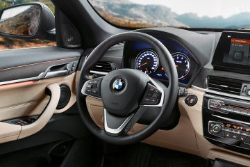 BMW X1 Steering Wheel