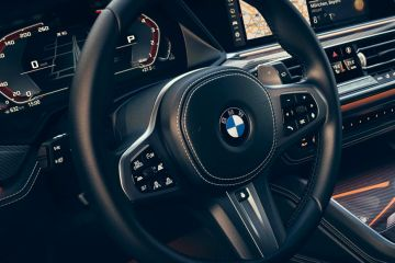 BMW X6 Steering Wheel