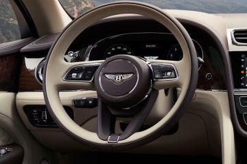 Bentley Bentayga Steering Wheel