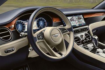बेंटले कॉन्टिनेंटल Steering Wheel