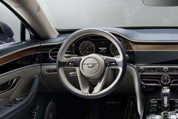Bentley Flying Spur Steering Wheel