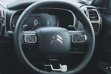 Citroen C5 Aircross Steering Wheel
