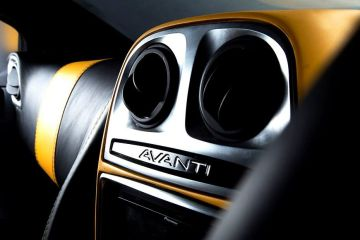 DC Avanti Front Air Vents