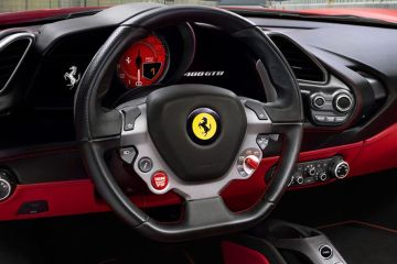Ferrari 488 Steering Wheel