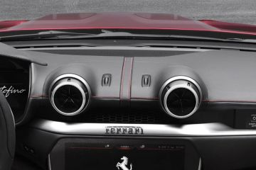 Ferrari Portofino Front Air Vents
