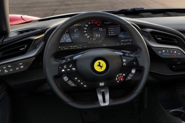 Ferrari SF90 Stradale Steering Wheel