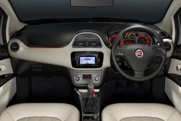 Fiat Linea Steering Wheel