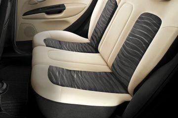 Fiat Punto EVO Rear Seats