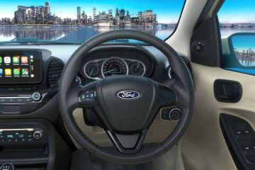 Ford Aspire Steering Wheel