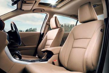 Honda Accord Front Seats (Passenger View)