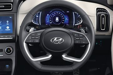 Hyundai Creta Steering Wheel