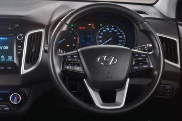 హ్యుందాయ్ క్రెటా Steering Wheel