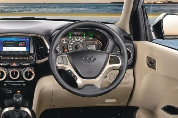 Hyundai Santro Steering Wheel