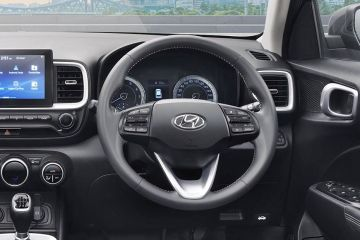 Hyundai Venue Steering Wheel