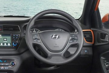 Hyundai Elite i20 Steering Wheel